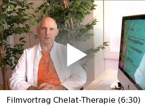 Vortrag zur Chelat Therapie HP Emanuel Schaaf